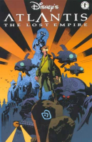 Disney's Atlantys. The Lost Empire TPB