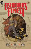 Elseworld's Finest. Book 1 of 2 TPB
